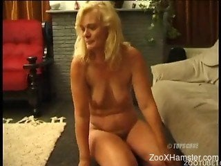 Two slutty zoophiles are fucking with their dogs