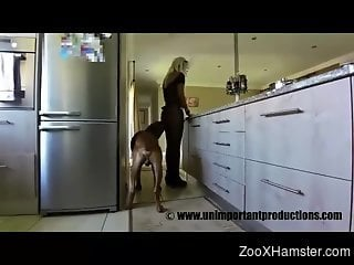 Wonderful bestiality video with lots of hot fucking